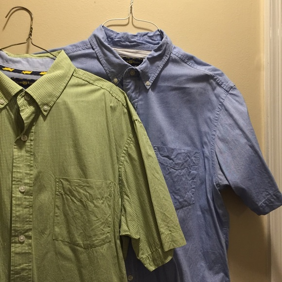 Club Room Other - BUNDLE!!! 2 Club Room short sleeve button downs